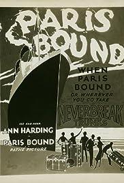 Paris Bound Poster