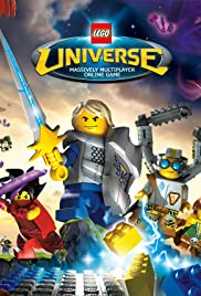 Lego Universe Poster