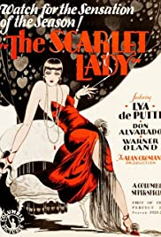 The Scarlet Lady Poster