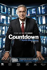 Countdown w/ Keith Olbermann Poster