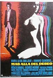 Más allá del deseo Poster