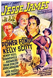 Jesse James (1939) Poster - Movie Forum, Cast, Reviews