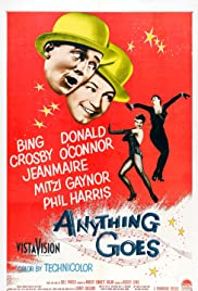 Anything Goes (1956) Poster - Movie Forum, Cast, Reviews