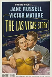 The Las Vegas Story Poster