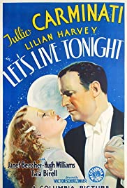 Let's Live Tonight Poster