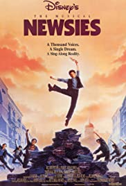 Newsies (1992) Poster - Movie Forum, Cast, Reviews