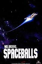 Spaceballs (1987) Poster