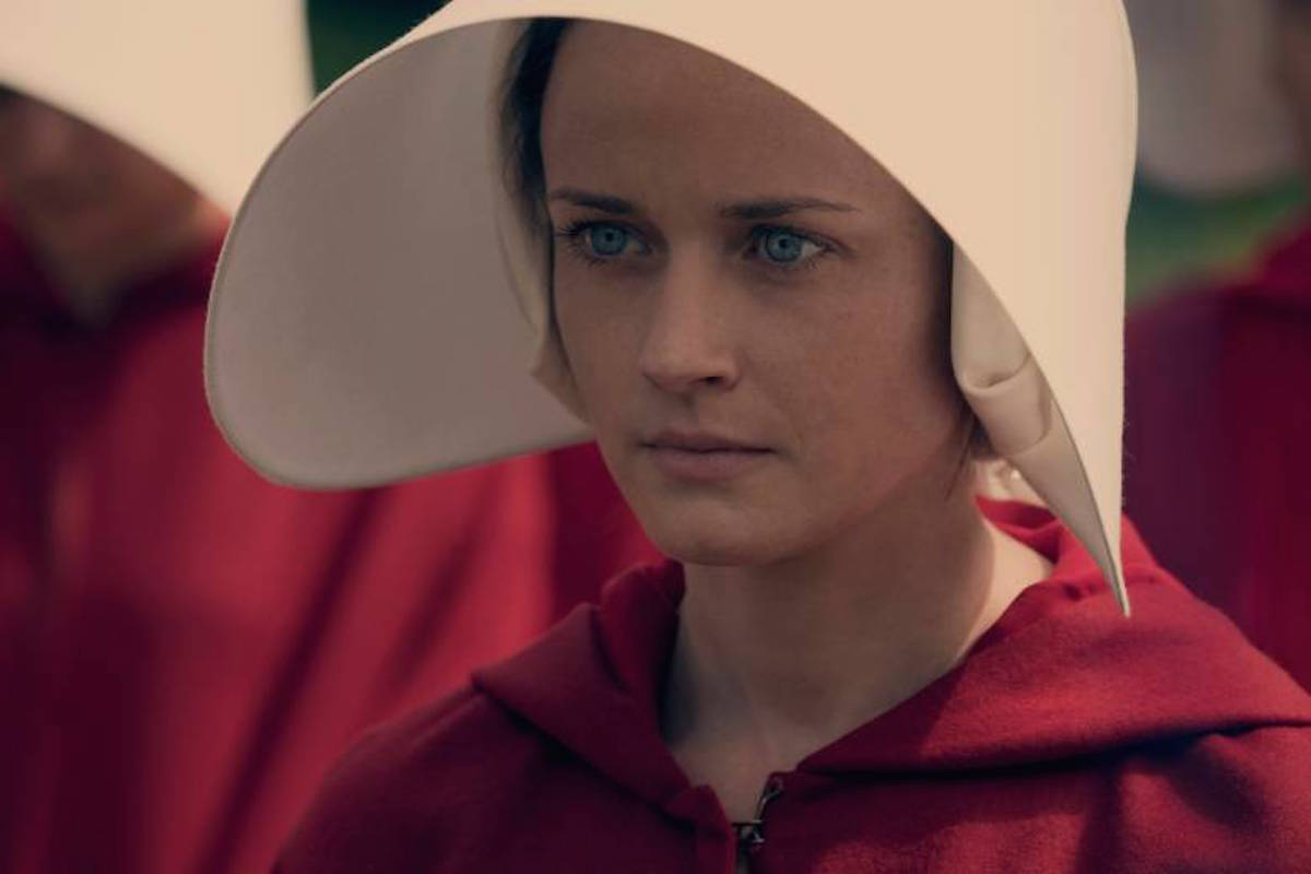 The Handmaid's Tale S01E02 – Birth Day