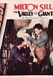 The Valley of the Giants Poster