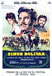 Simón Bolívar Poster