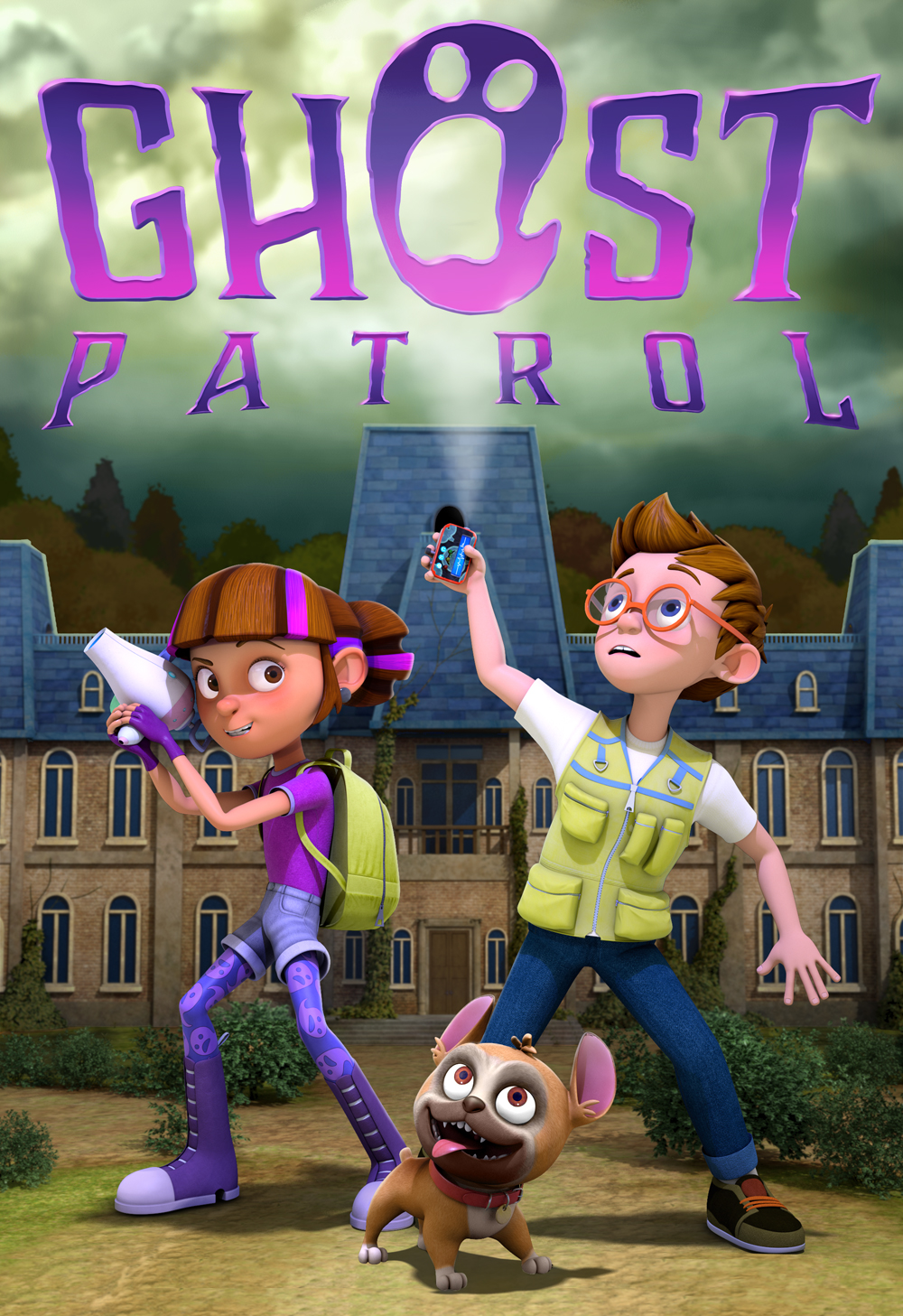 image Ghost Patrol (2016) (TV) Watch Full Movie Free Online