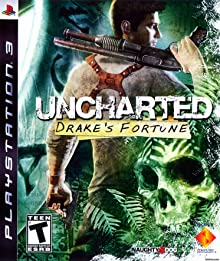 Poster Uncharted: Drakes Schicksal
