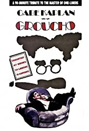 Groucho Poster