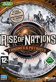Rise of Nations: Thrones & Patriots (2004) Poster - Movie Forum, Cast, Reviews