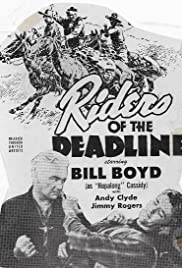 Riders of the Deadline Poster