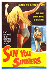 Sin You Sinners Poster
