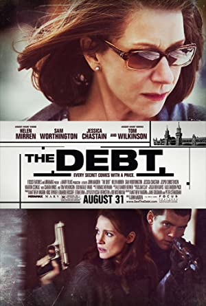 The Debt (2010) Download on Vidmate