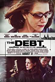 The Debt 2010 720p 1.7GB BluRay [Hindi DD 5.1 – English DD 5.1] ESubs MKV