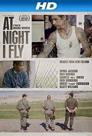 At Night I Fly Poster