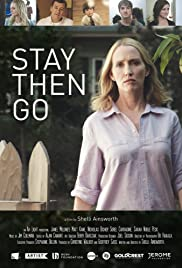 Stay Then Go Poster