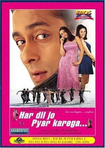 Har Dil Jo Pyar Karega 2000 Bollywood full movie watch online free download here