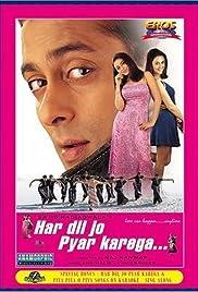 Har Dil Jo Pyar Karega... Poster