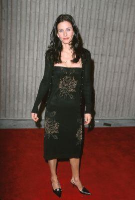 Courteney Cox at Scream 3 (2000)