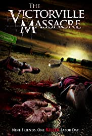 The Victorville Massacre Poster