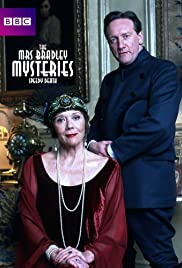 The Mrs Bradley Mysteries Poster - TV Show Forum, Cast, Reviews