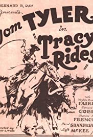 Tracy Rides Poster