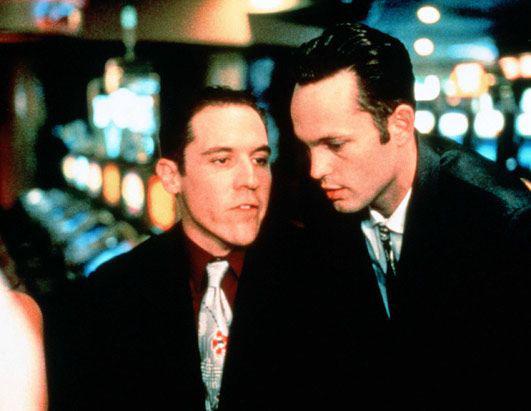 Vince Vaughn and Jon Favreau in Swingers (1996)