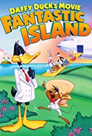 Daffy Duck's Movie: Fantastic Island Poster