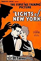Lights of New York (1928) Poster