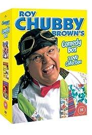 Roy Chubby Brown: Thunder B*!!*cks Poster