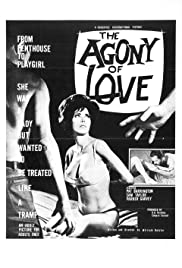 Agony of Love Poster