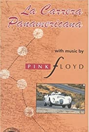 La Carrera Panamericana with Music by Pink Floyd Poster
