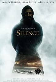 Silence (2016) Poster - Movie Forum, Cast, Reviews