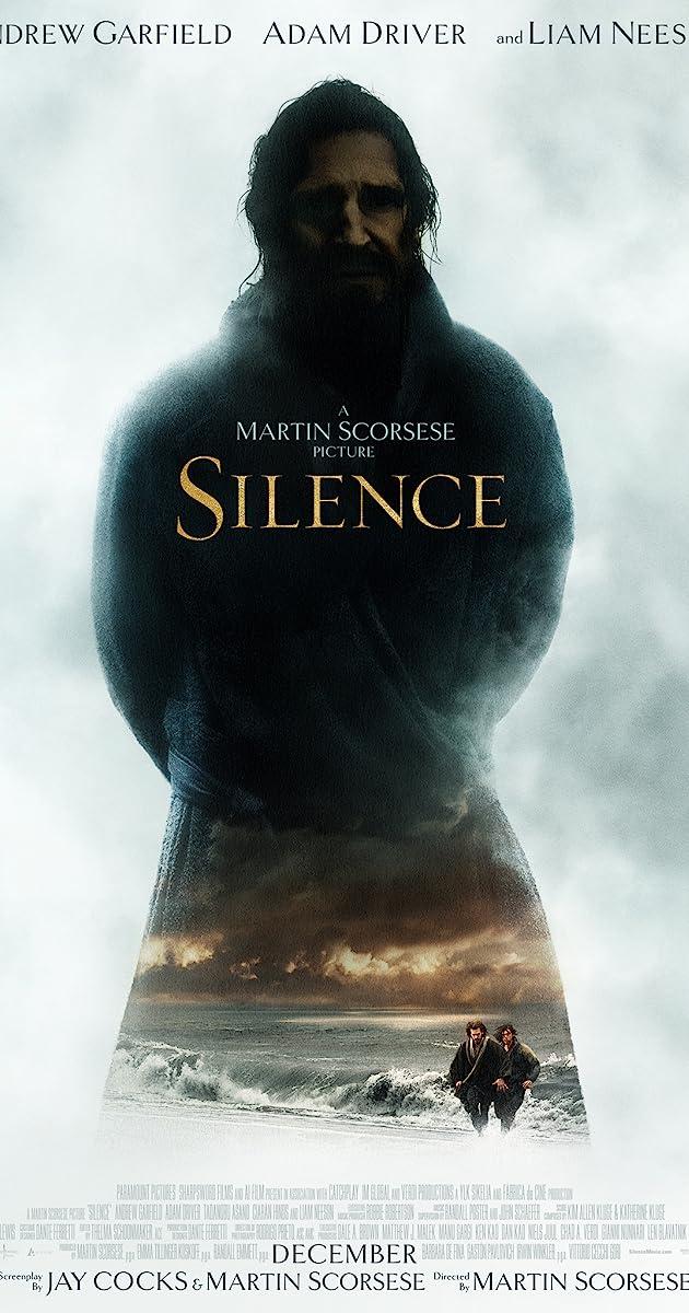 silence 2016 imdb