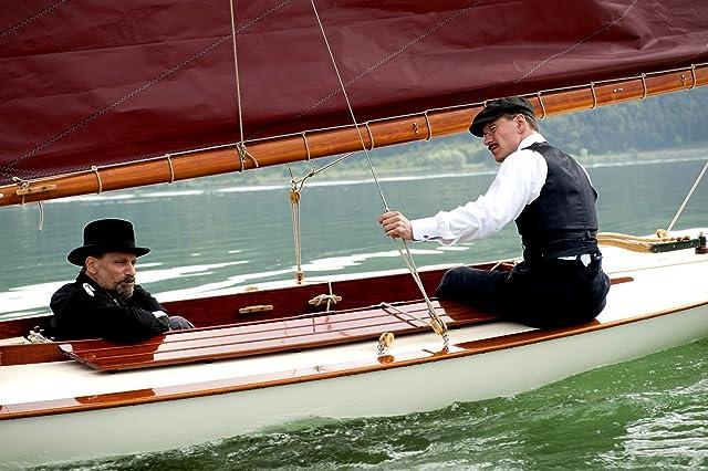 Viggo Mortensen and Michael Fassbender in A Dangerous Method (2011)