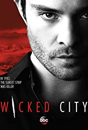 Wicked City Poster - TV Show Forum, Cast, Reviews