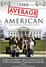 The Average American Poster
