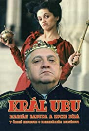 Kral Ubu Poster