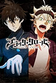 Black Clover Complete Season 1 TV Series 1080p, 720p & 480p Direct Download