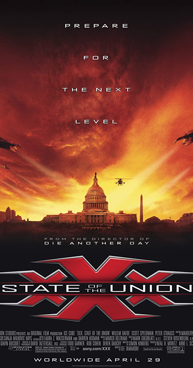 xXx State of the Union 2005 BRRip