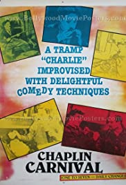 Charlie Chaplin Carnival Poster