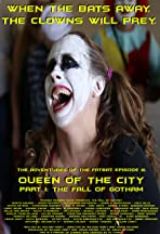 The Adventures of the Fatbat Episode III, Queen of the City: Part I, the Fall of Gotham