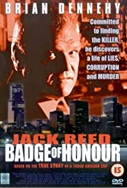 Jack Reed: Badge of Honor Poster