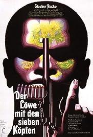 Der Leone Have Sept Cabeças Poster