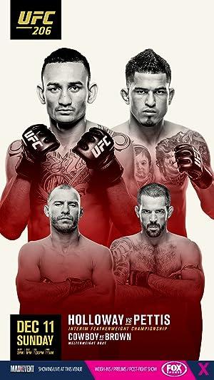 UFC 206: Holloway vs. Pettis (2016)