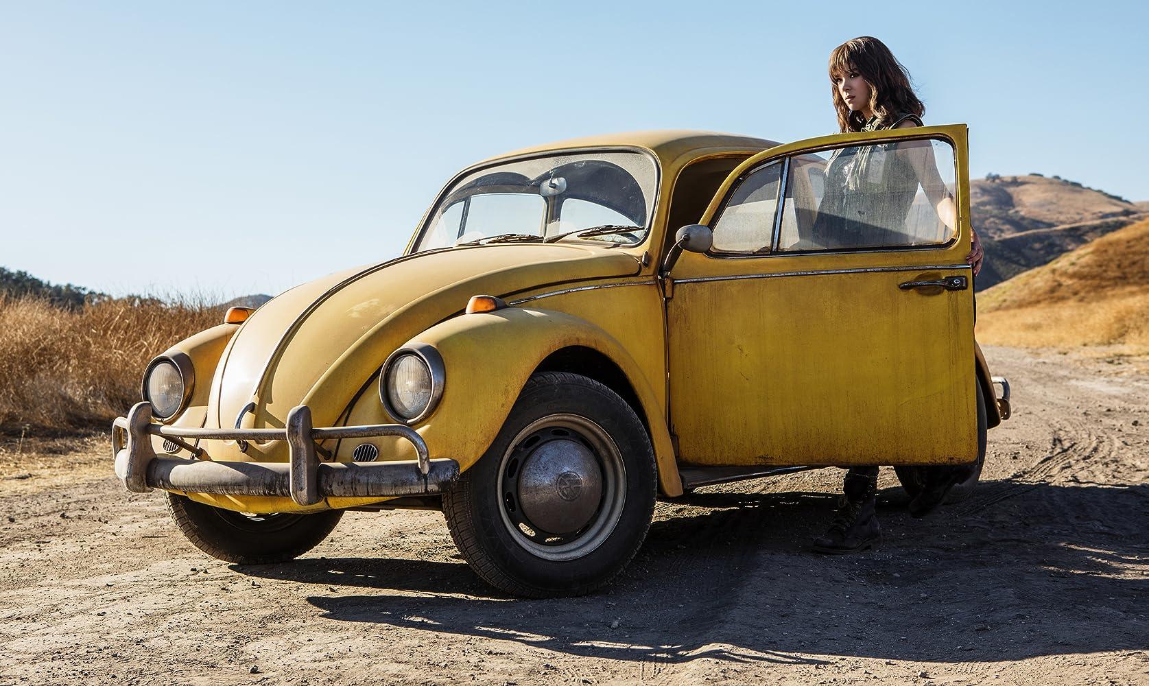 Hailee Steinfeld in de film Bumblebee The Movie